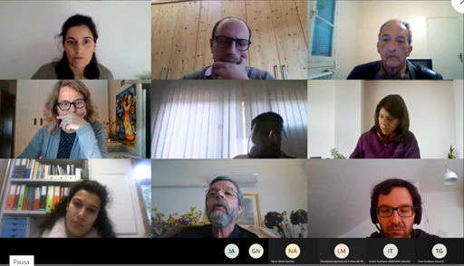 Second General Assembly Meeting of the WildFood project, December 16, 2020
